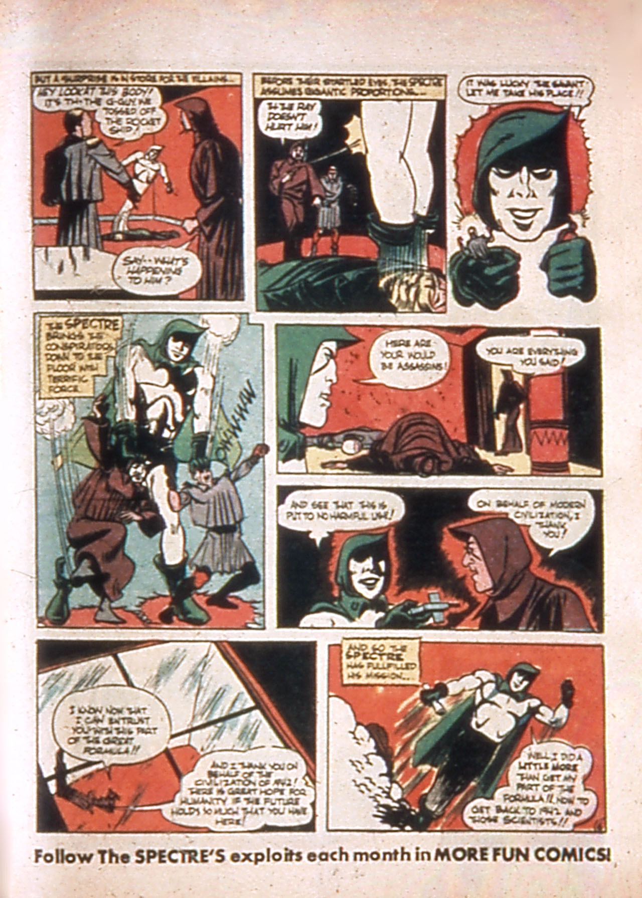 All-Star Comics (1940) issue 10 - Page 56