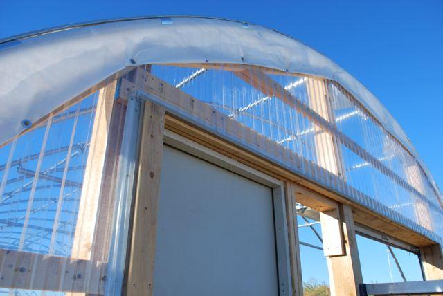 Bear Butte Gardens Blog How We Built Our High Tunnel