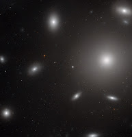 Coma Galaxy Cluster