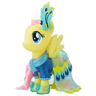 My Little Pony the Movie Fluttershy Fashion Style Brushable