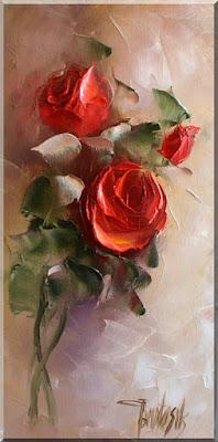 pinturas-flores-rojas