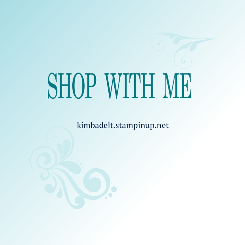 My Stampin Up! Store