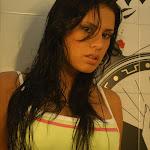 Andrea Rincon, Selena Spice Galeria 11 : Lycra Verde Foto 24