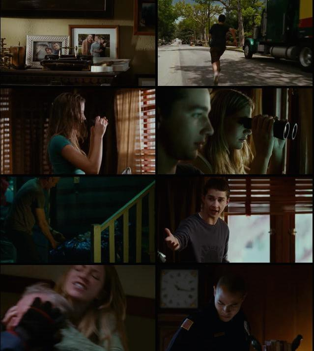 Disturbia 2007 Dual Audio Hindi BRRip 720p
