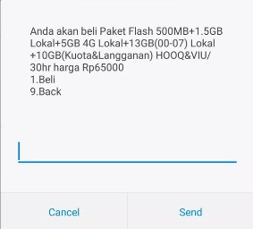 Paket Internet mUrah telkomsel 30GB