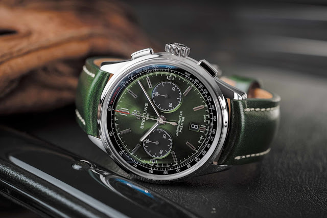 Breitling Premier B01 Chronograph 42 Bentley Edition