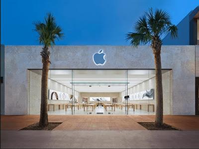 Apple Store Miami Beach