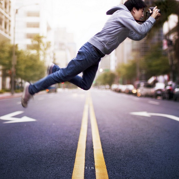 Amazing Levitation photos