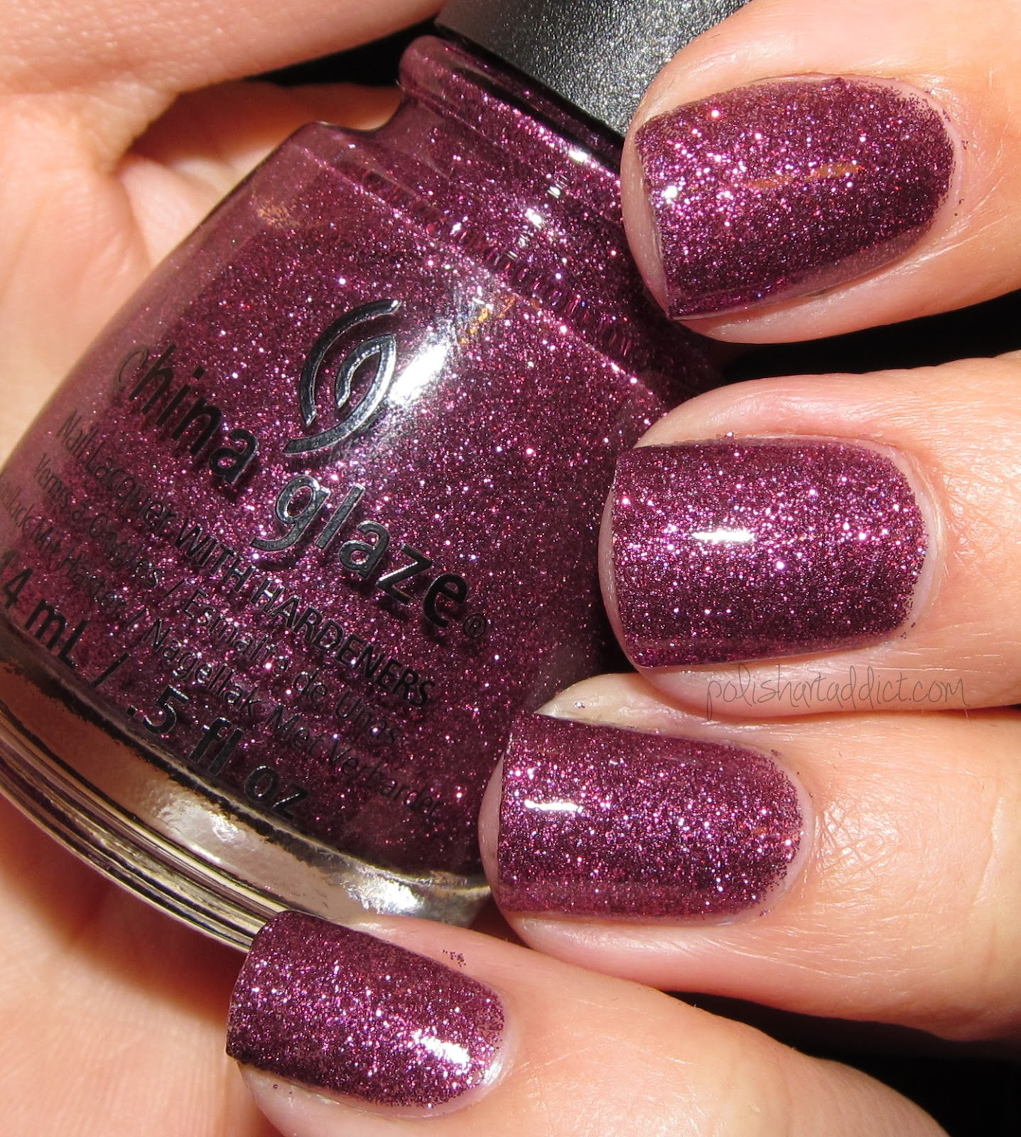 China Glaze - Put A Bow On It