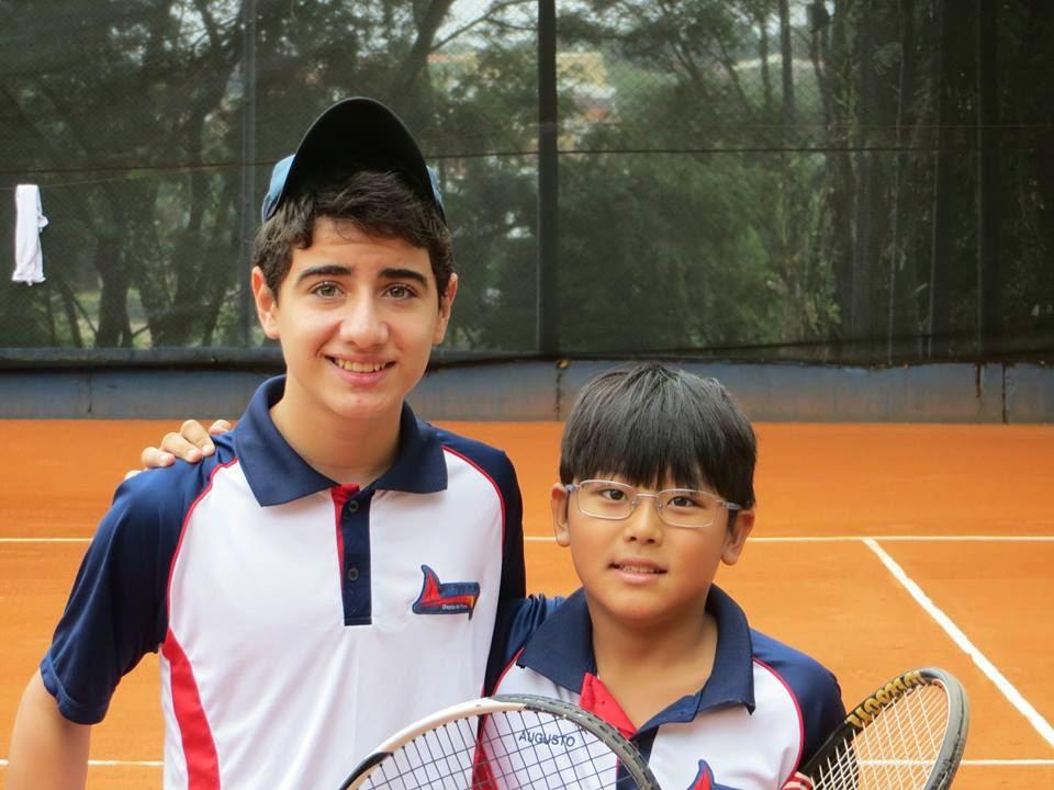 1f243b1727a Ranking Interno de Tênis  veja os resultados da categoria masculino de  ontem (13 04) no Iate!