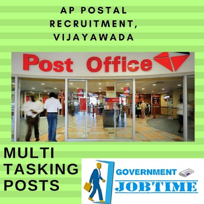 Multi Tasking Posts in AP Postal