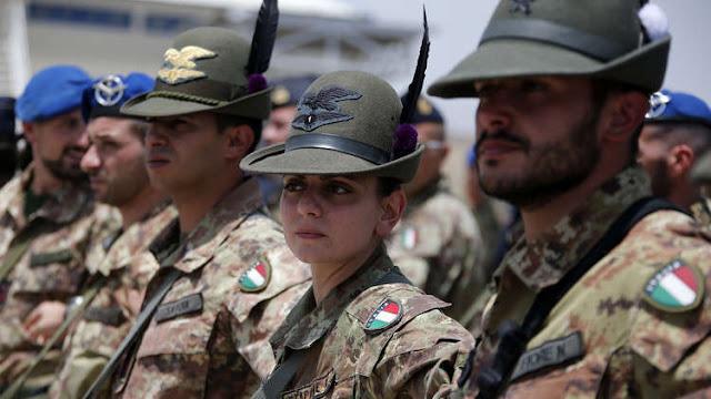 وكالة الأناضول: وصول جنود إيطاليين لإسناد الوحدات الكردية في سوريا.؟