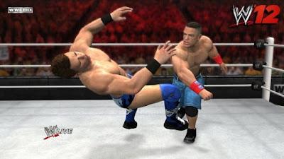 wwe game screenshot