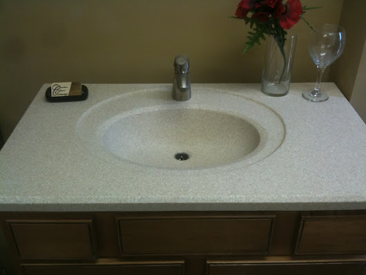 Bathroom Tops with Sinks