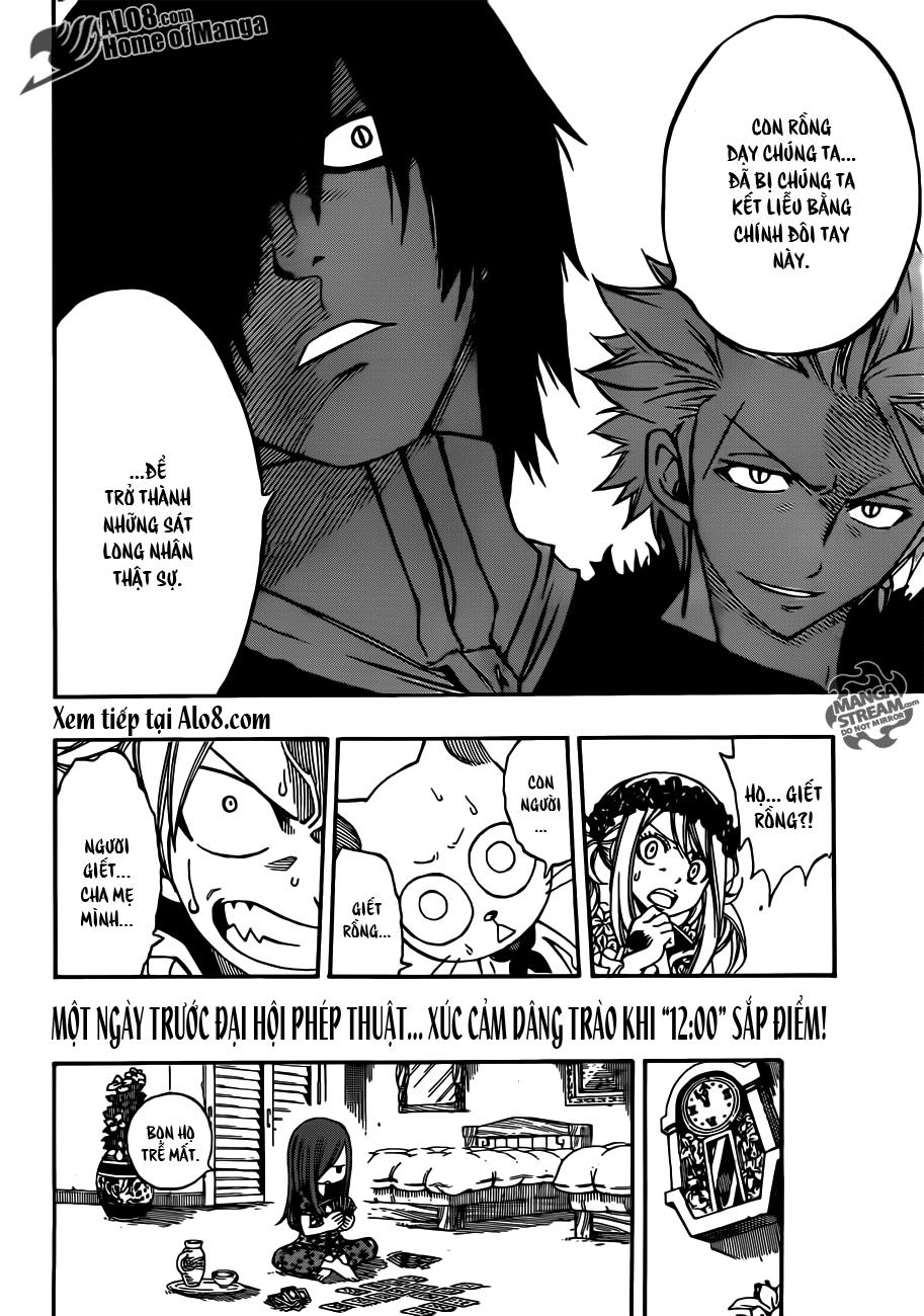 Fairy Tail chap 265 trang 19