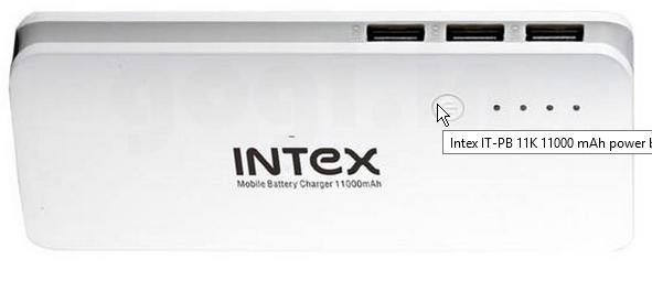 Intex Best Power Bank
