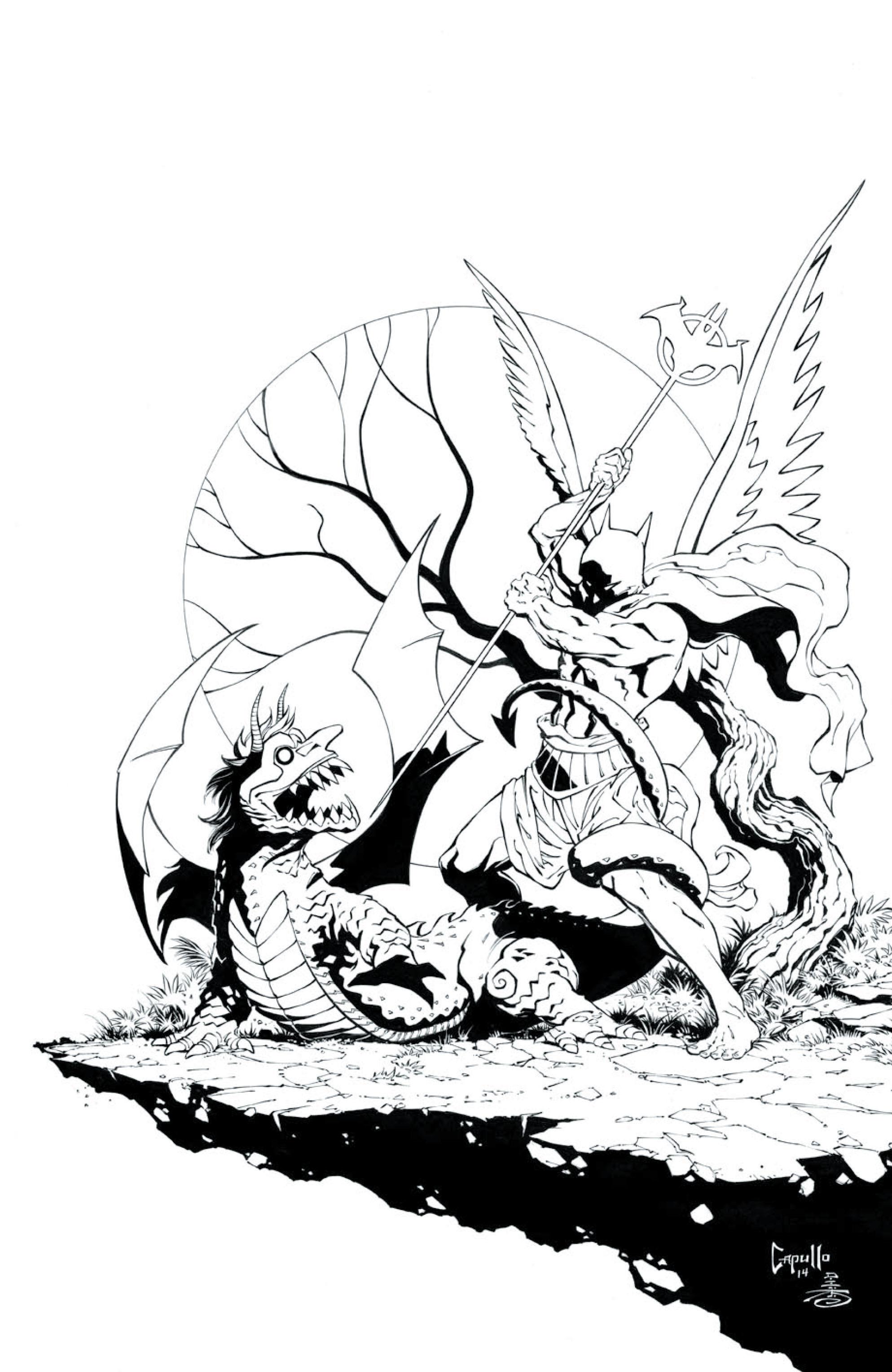 Read online Batman (2011) comic -  Issue # _TPB 7 - 123