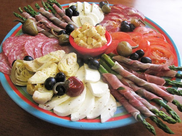 Pinch of Lime: Quick and Easy Appetizer Ideas