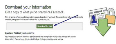 recover deleted Facebook messages photos