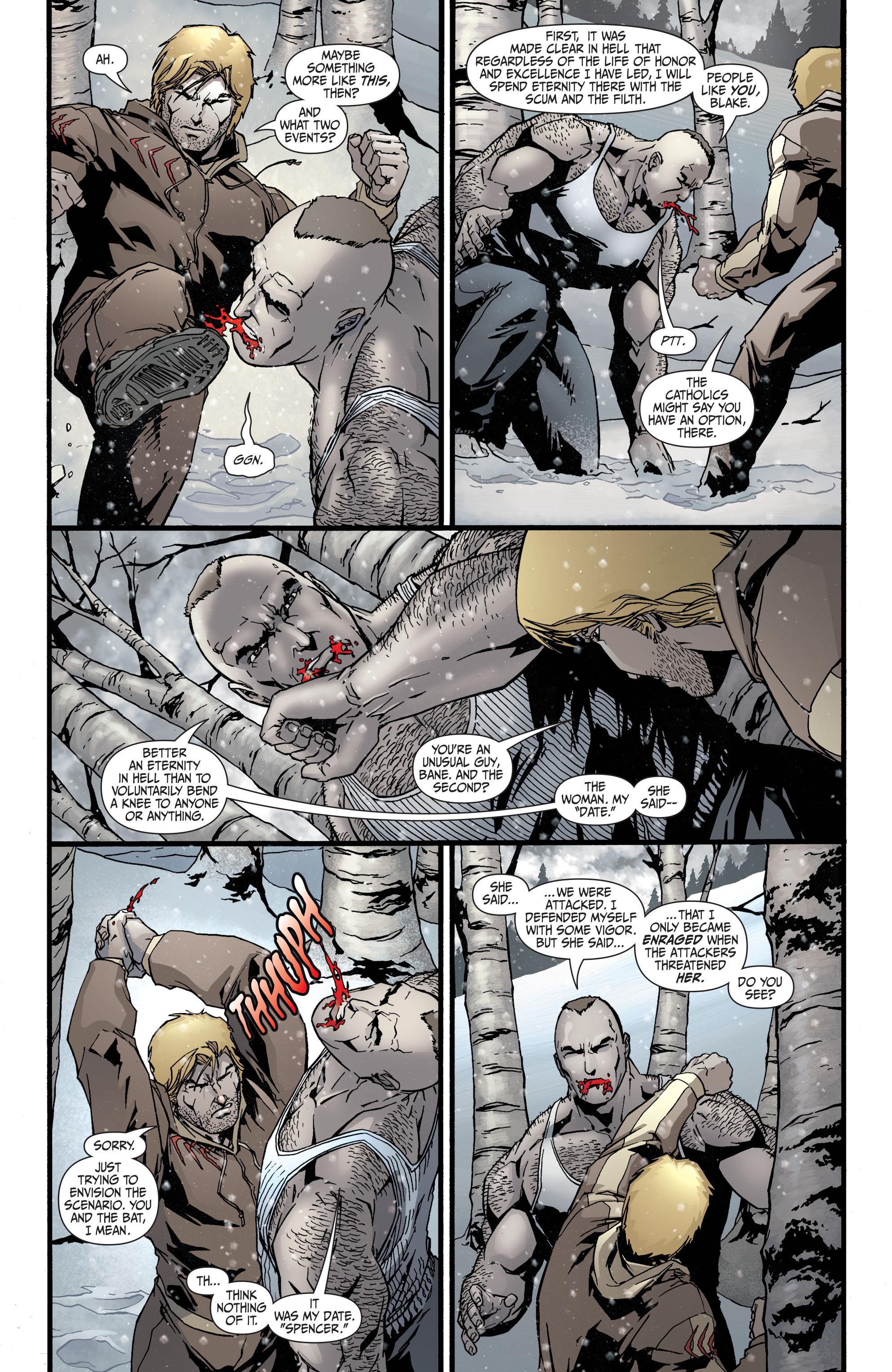 Read online Secret Six (2008) comic -  Issue #35 - 6