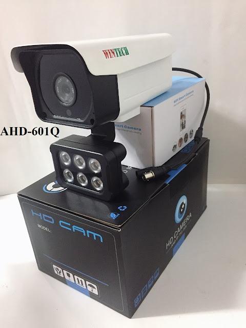 Camera AHD WinTech AHD-601Q Độ phân giải 4.0 MP