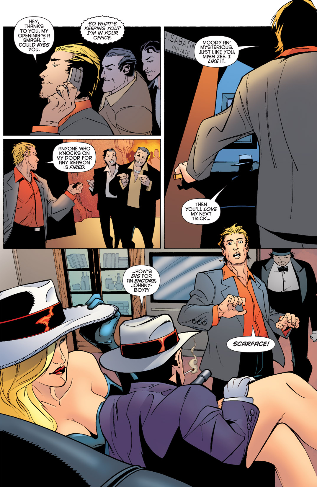 Detective Comics (1937) 843 Page 11
