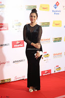 Vennela in Transparent Black Skin Tight Backless Stunning Dress at Mirchi Music Awards South 2017 ~  Exclusive Celebrities Galleries 080.JPG
