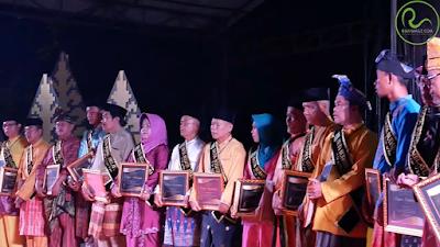 Inilah 20 Duta Budaya Melayu Riau 2018 dan Video Pengukuhannya