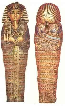 Múmias, Caracterização das Múmias