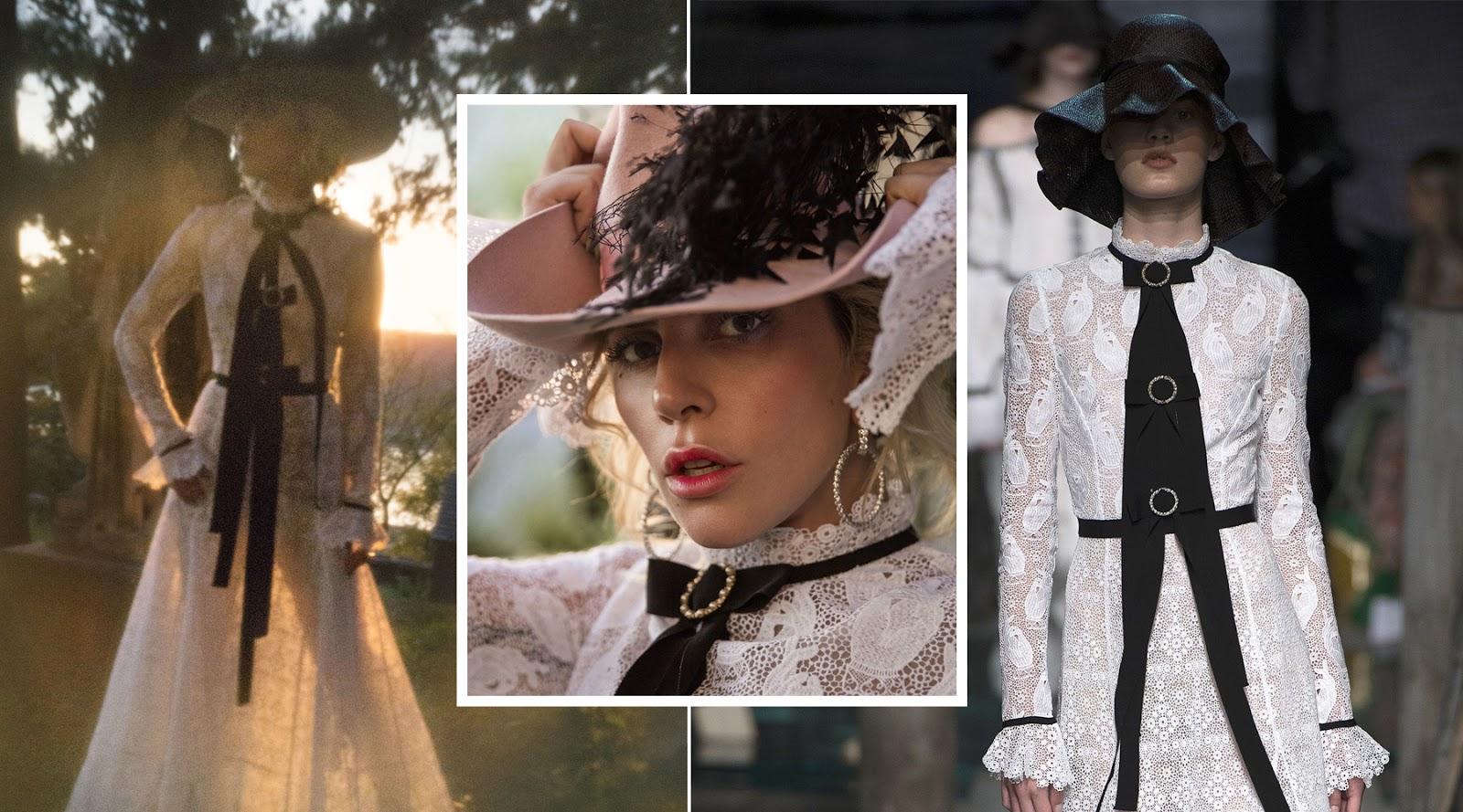 f0cbca548 Lady Gaga posa para la revista Harper's Bazaar