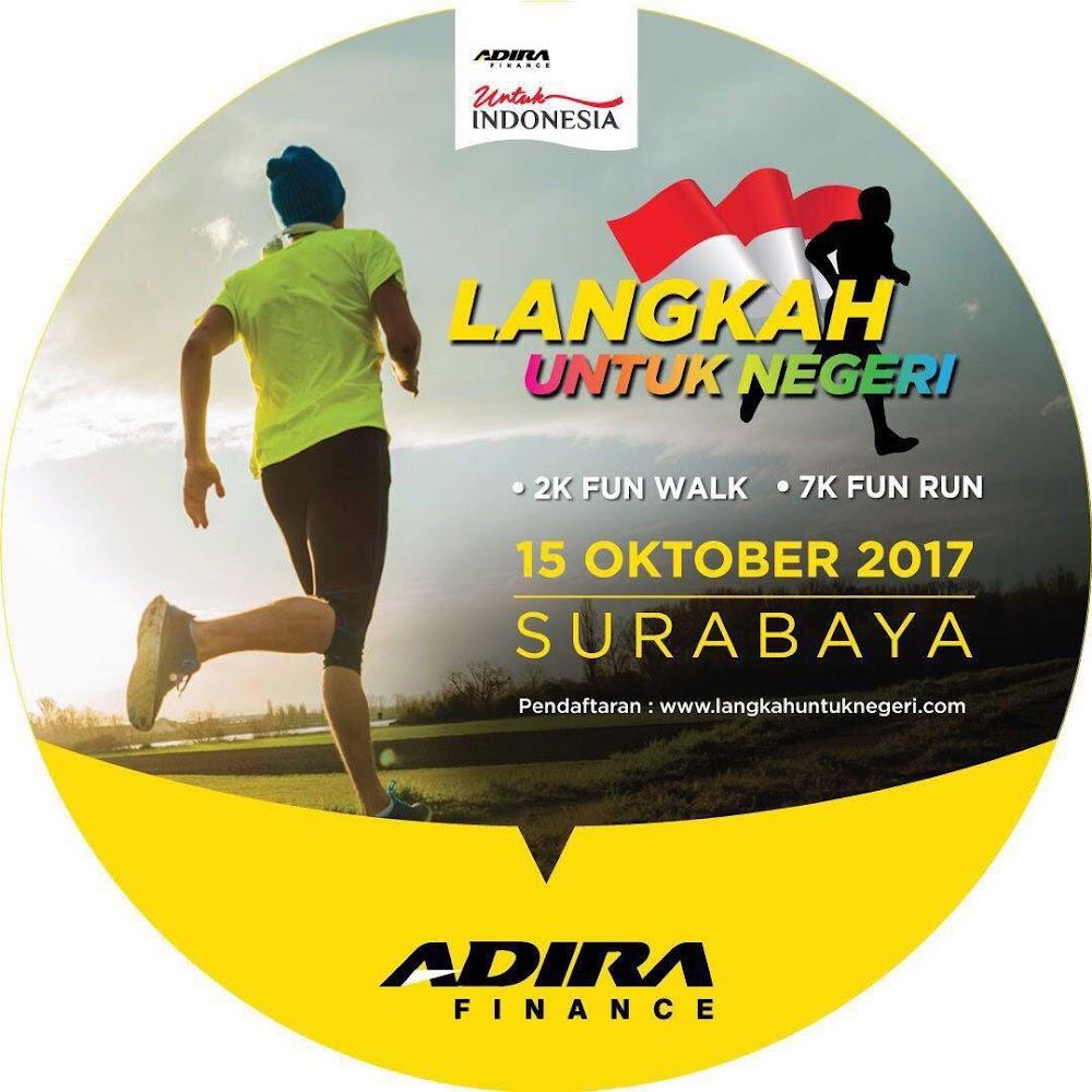 Adira Finance Langkah Untuk Negeri - Surabaya • 2017