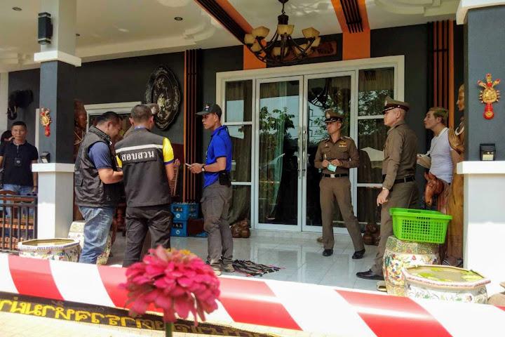 Групповое самоубийство в Таиланде совершила семья, имевшая большие долги — Thai Notes