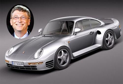Bill Gates Auto