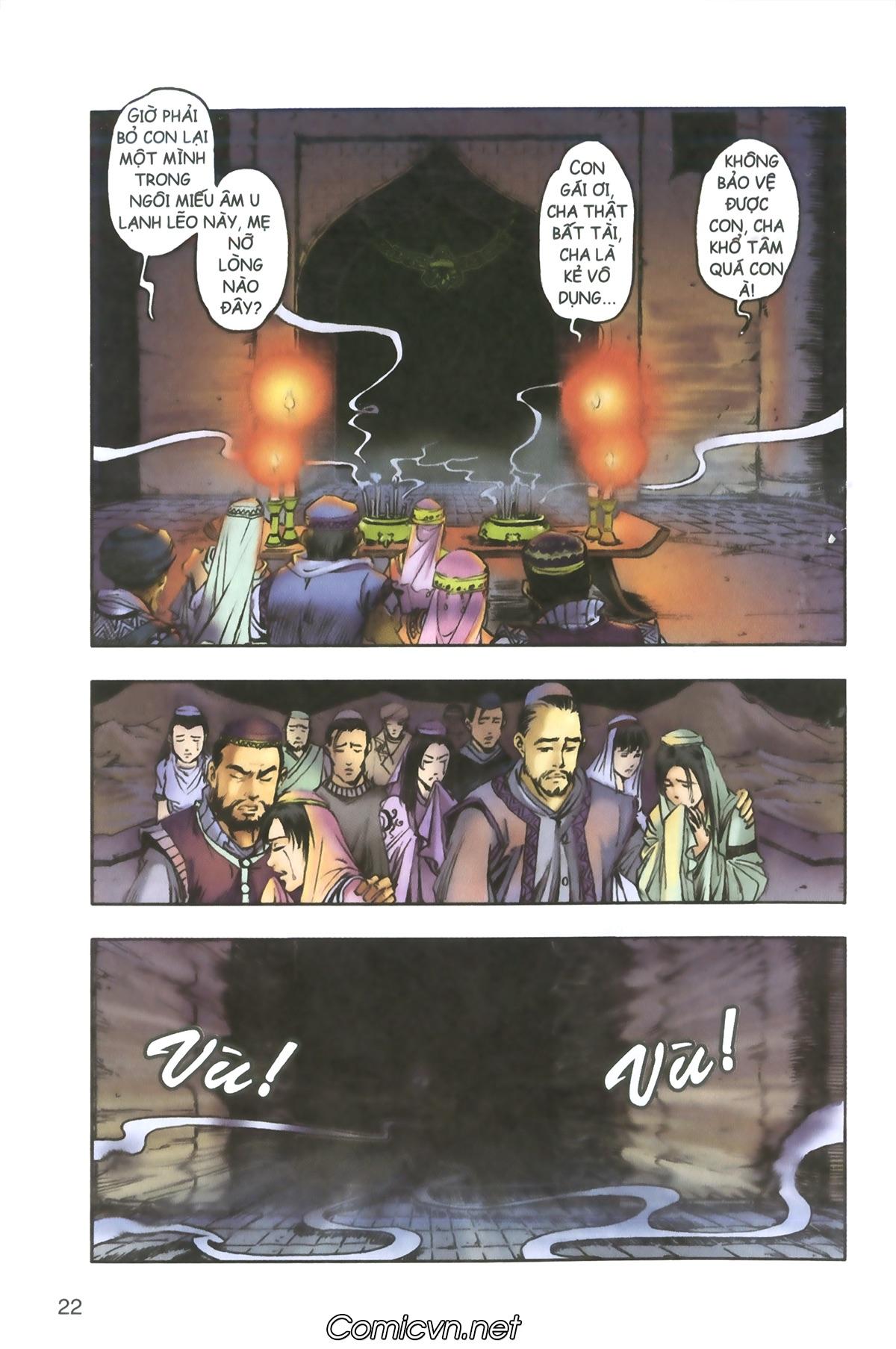 Tây Du Ký màu - Chapter 91 - Pic 22