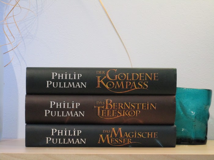 His Dark Materials von Philip Pullman