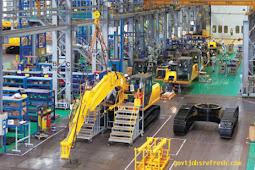 Lowongan Kerja Terbaru PT. Sumitomo SHI Construction Machinery Indonesia Kawasan KIIC 2019