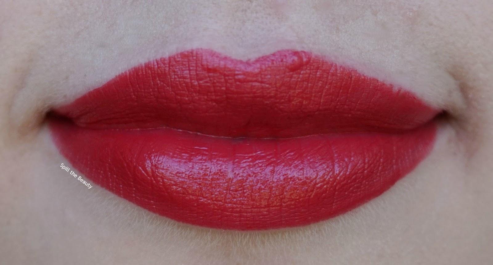 dior rouge concorde 854 - lipstick