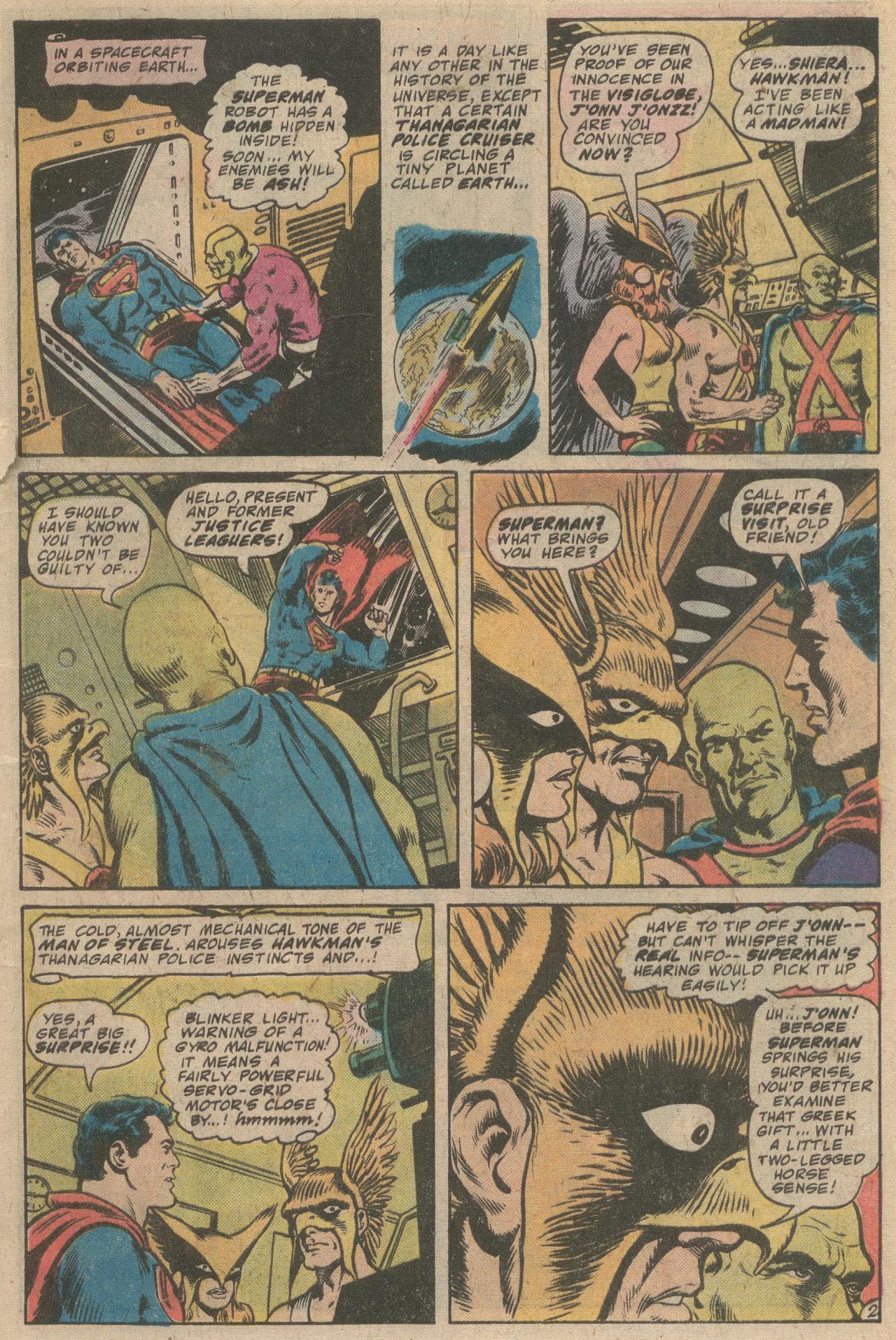 Read online World's Finest Comics comic -  Issue #245 - 4