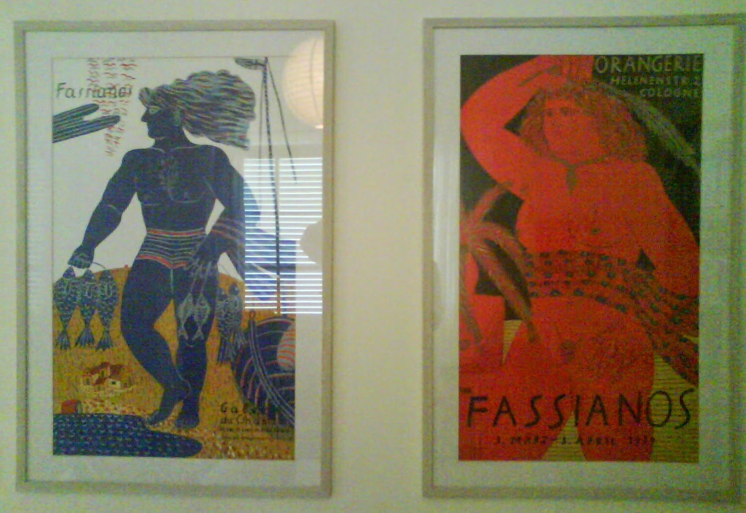 Fassianos posters