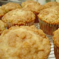 4 paso para preparar Muffins de banana
