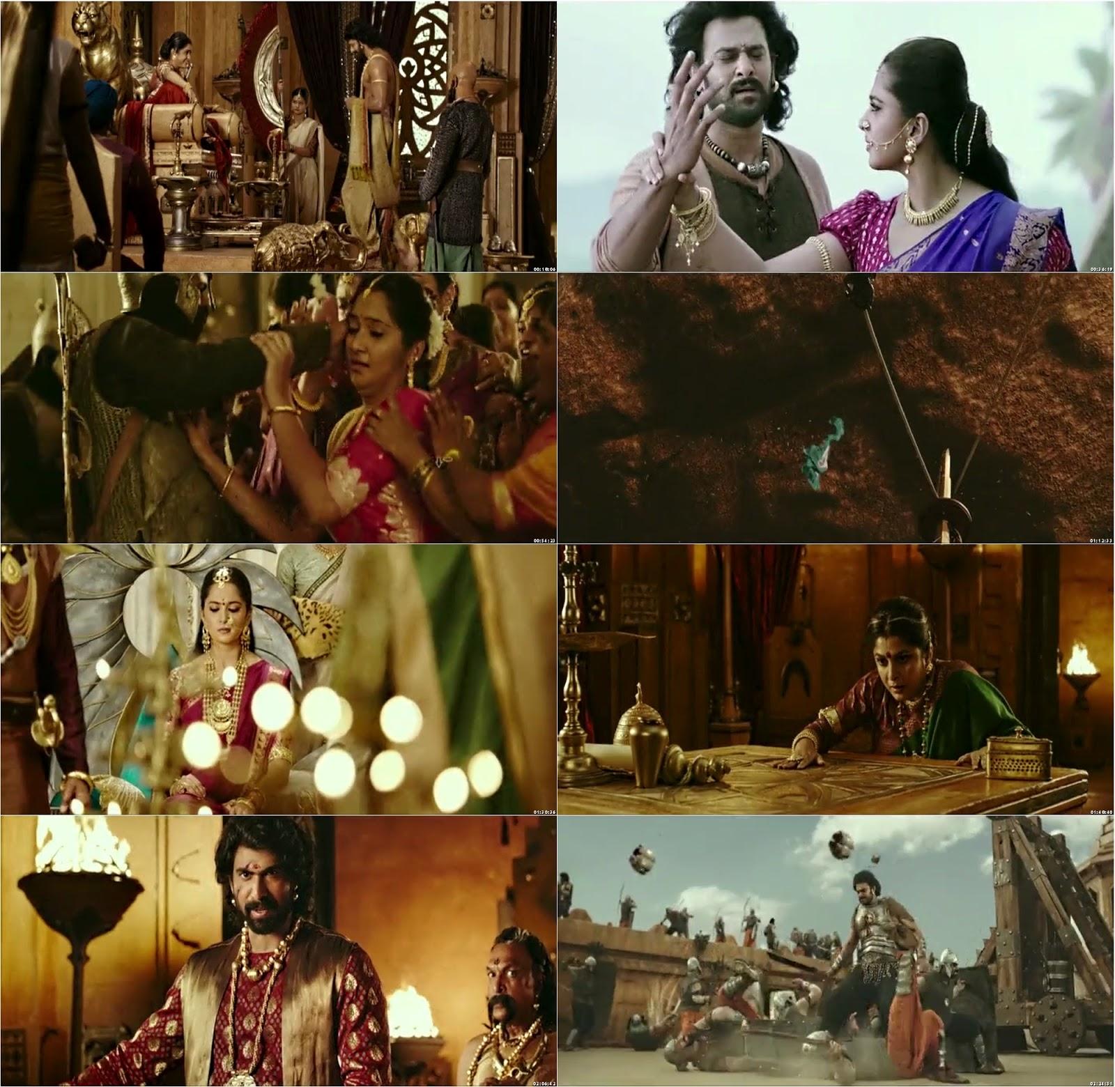Baahubali: The Conclusion Movie Screenshot