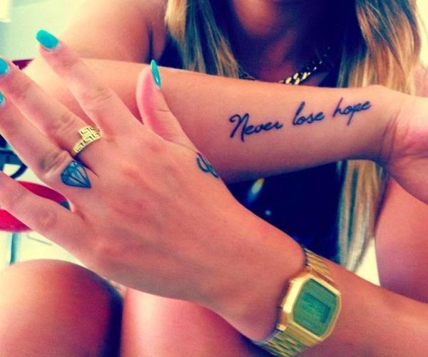 Frases Para Tatuajes Imagen Tatuajes Imagen