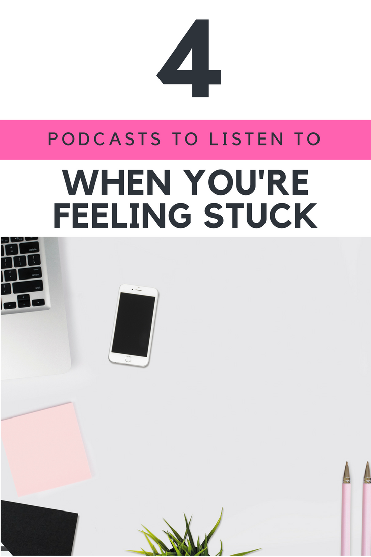 podcasts to inspire you