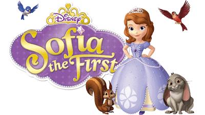 Gambar Mewarnai Putri Sofia