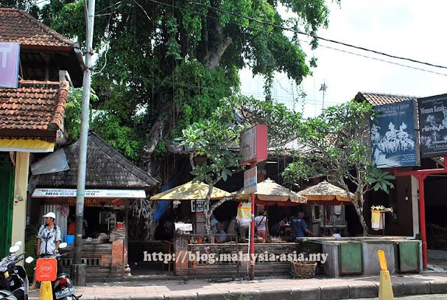 Ibu Oka Restaurant in Ubud