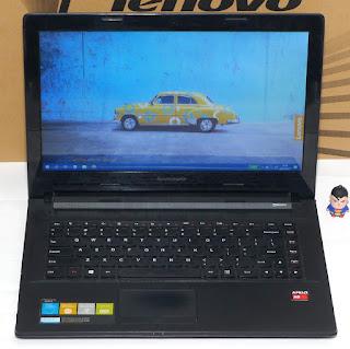 Laptop Gaming Lenovo G40-45 Second Malang