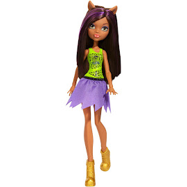 Monster High Clawdeen Wolf Budget Cheerleader Doll