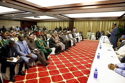 No Quick Fix for Nigeria's Problems - President Buhari Advise Nigerians to Lower their Expectations