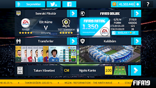 DLS18 Mod FIFA19 by Sefa Korkut