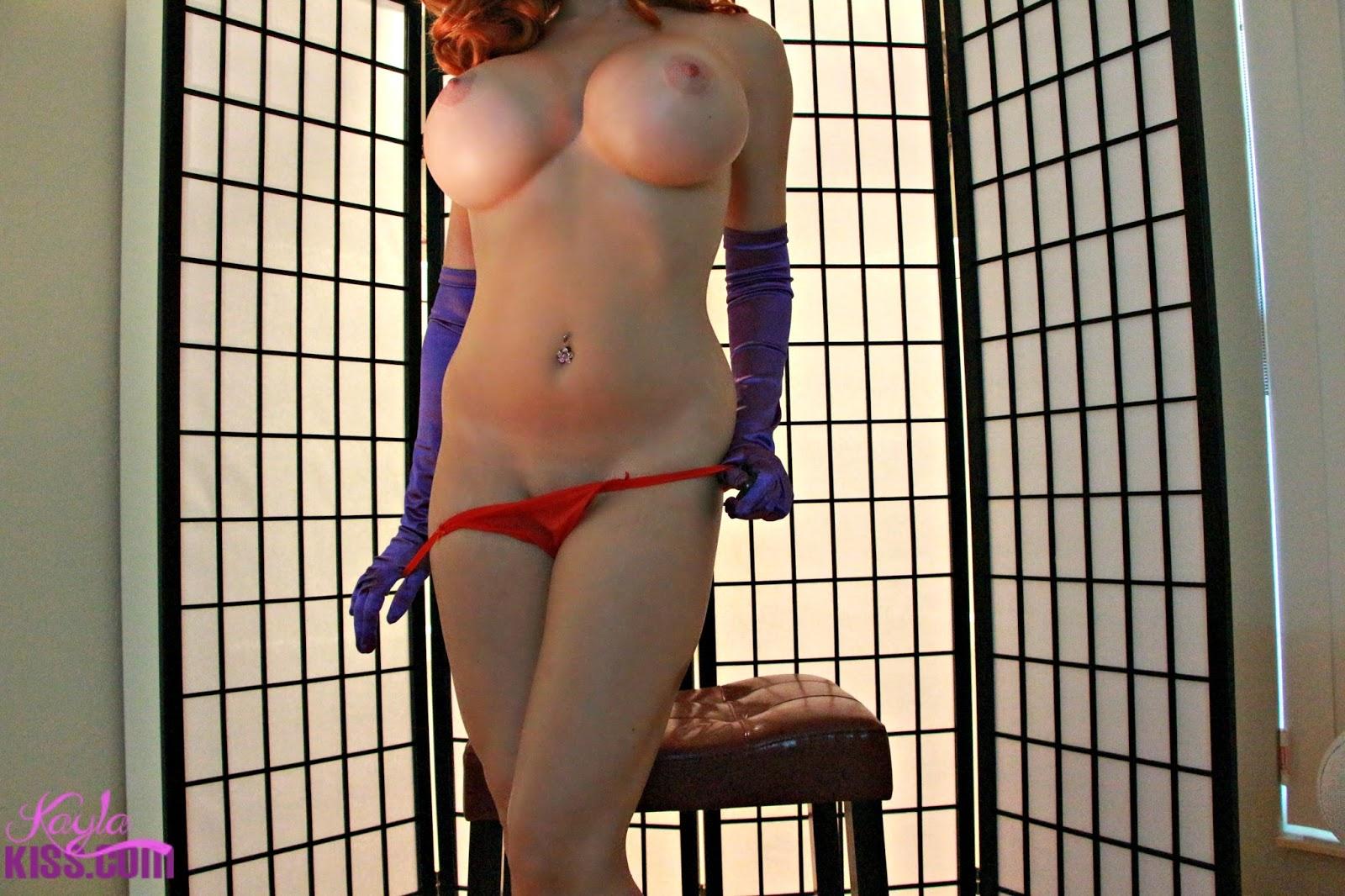 jessica rabbit nude cosplay